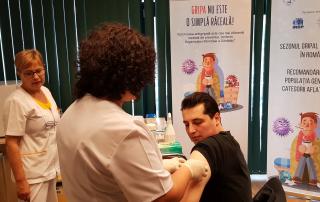 vaccin antigripla Institutul cantacuzino