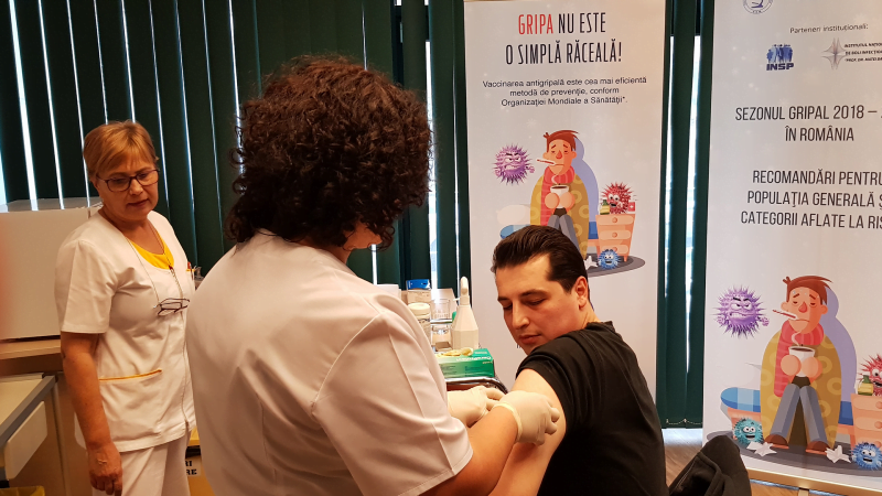 Imunizarea este necesară, dar nu avem vaccinuri