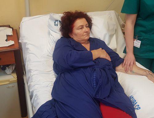 Limfedemul tratat, în premieră, microchirurgical de medicii români