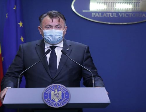 Proiect de lege pentru condițiile de izolare și carantină