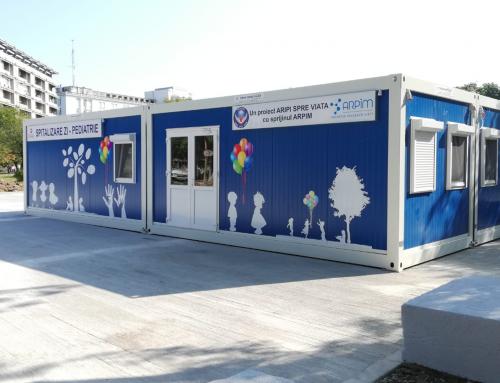 Centru modular pentru copiii cu afecțiuni grave, la Institutul Fundeni