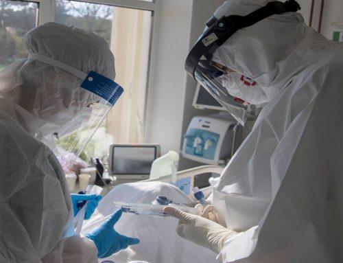 Medici: Am atins ultima linie de apărare în lupta cu pandemia
