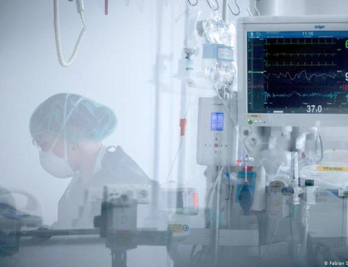 Situația de la ATI este legată și de personalul medical