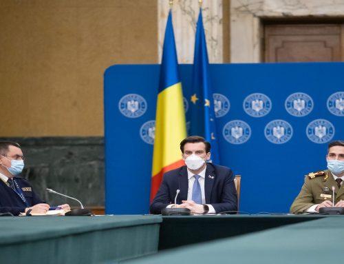 Dr. Gheorghiță: România are contractate suficiente doze de vaccin